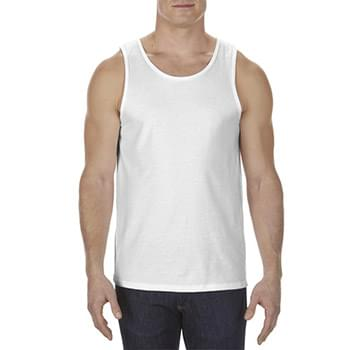 Adult 4.3 oz., Ringspun Cotton Tank Top