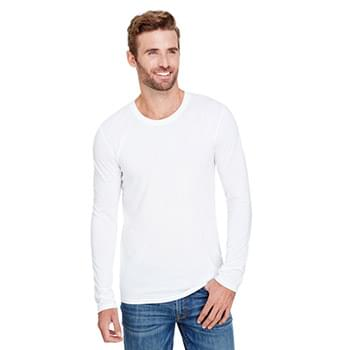 Adult Tri-Blend Long-Sleeve T-Shirt