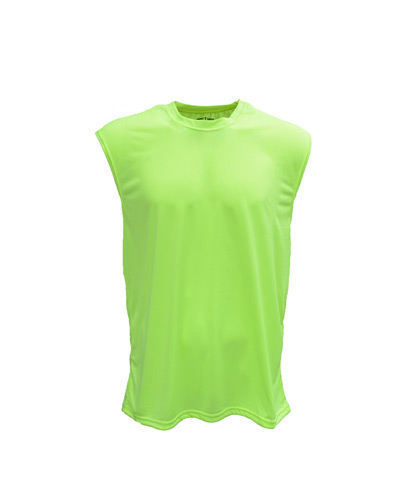 Adult Performance Sleeveless Shooter Tee