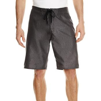Mens Heathered Board Short