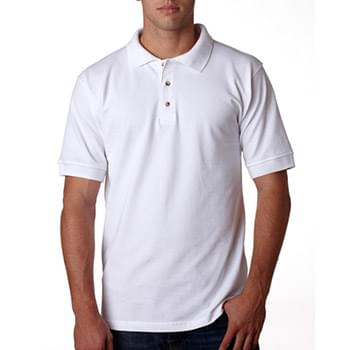 Adult 6.1 oz., Cotton Piqu Polo