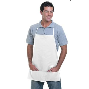 65/35 Poly/Cotton Medium Bib Apron