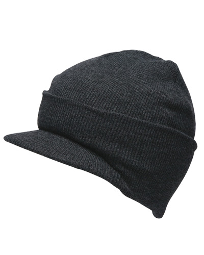 Jeep Cap Beanie With Visor