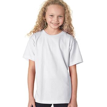 Youth 6.1 oz., 100 % Cotton T-Shirt