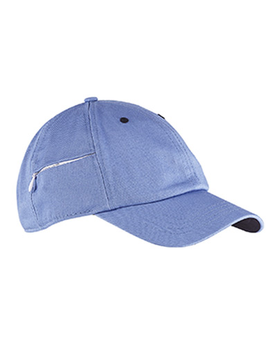 Chino Stash Pocket Cap