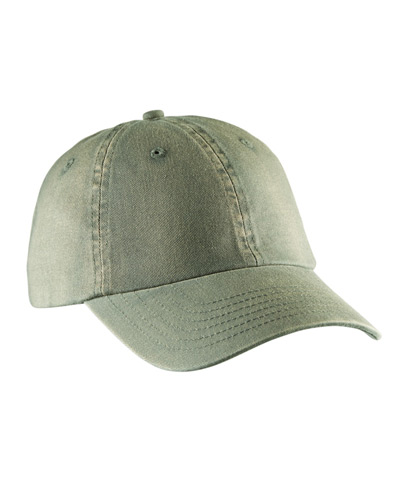 Vintage-Washed Cap