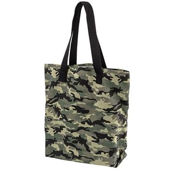 12 oz. Canvas Print Tote