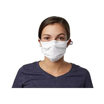 Adult 2-Ply Adjustable Mask