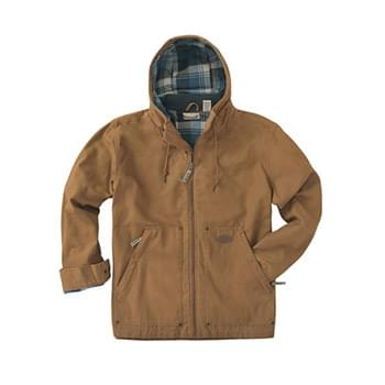 Men's Tall Hooded Navigator Jacket