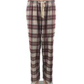 Ladies' Flannel Lounge Pants