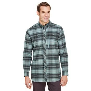 Men's Stretch Flannel Shirt