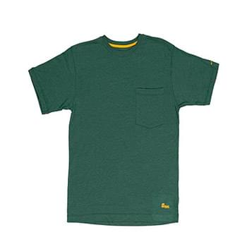 Men's Lightweight Performance Pocket T-Shirt