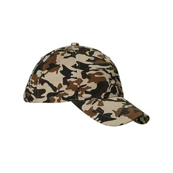 Unstructured Camo?Cap