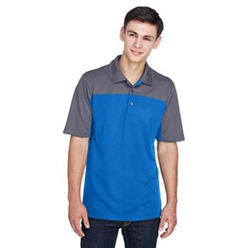 Men's Balance Colorblock Performance Piqu? Polo