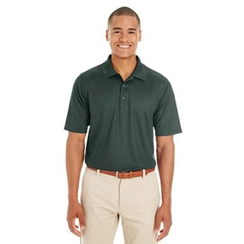 Men's Express Microstripe Performance Piqu Polo