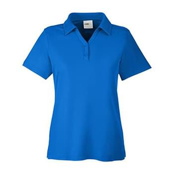 Ladies' Fusion ChromaSoft Pique Polo