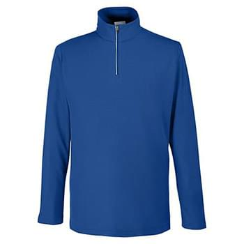 Men's Fusion ChromaSoft Pique Quarter-Zip