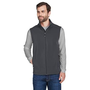 Men's Cruise Two-Layer Fleece Bonded Soft Shell Vest