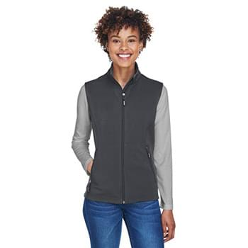 Ladies' Cruise Two-Layer Fleece Bonded Soft?Shell Vest