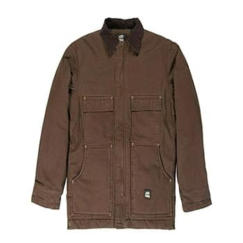 Men's Tall Highland Washed Chore Coat