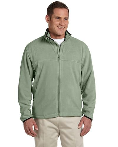 Men's Microfleece Full-Zip Jacket