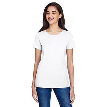 Ladies' Ringspun Cotton T-Shirt