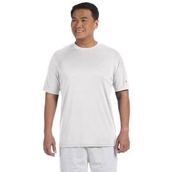 Adult 4.1 oz. Double Dry? Interlock T-Shirt