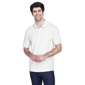 Men's Pima Piqu Short-Sleeve Polo