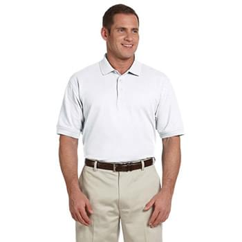 Men's Tall Pima Piqu Short-Sleeve Polo