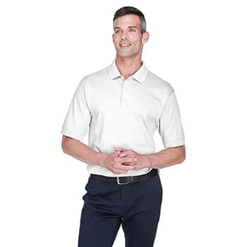 Men's Solid Perfect Pima Interlock?Polo