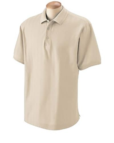 Men's Herringbone Polo