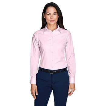 Ladies' Crown Woven Collection? Banker Stripe