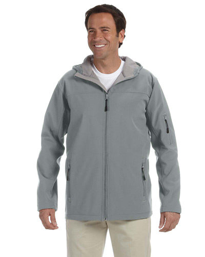 Men's Soft Shell Hooded Jacket