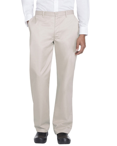 Men's Classic Zip-Fly Dress Pant