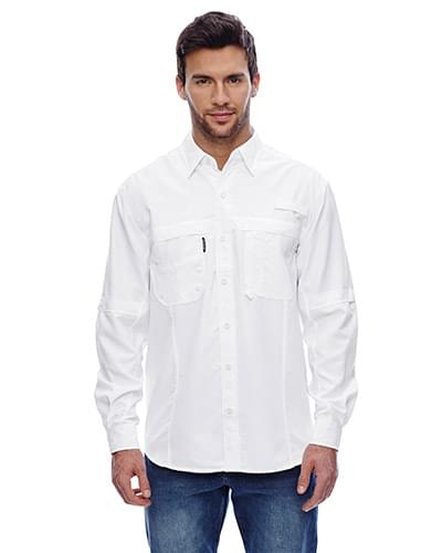 Men's Long-Sleeve CatchFishing Shirt