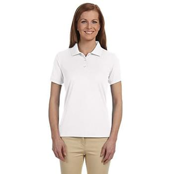 Ladies' Dri-Fast Advantage Solid Mesh Polo