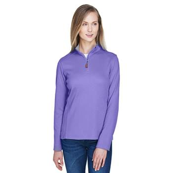 Ladies' DRYTEC20 Performance Quarter-Zip