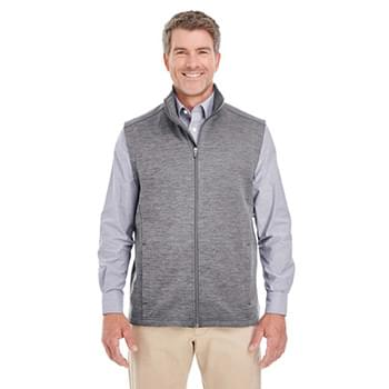 Men's Newbury MlangeFleece Vest