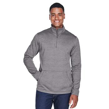 Men's Newbury Mlange Fleece Quarter-Zip