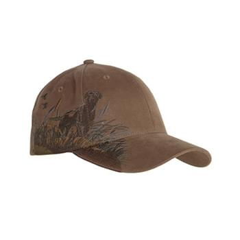 Labrador Structured Mid-Profile Hat