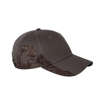 Brushed Cotton Twill Excavating Cap