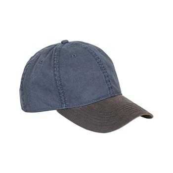 Washed Cotton Chino Vintage Cap