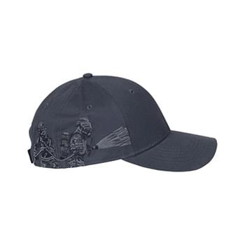 Brushed Cotton Twill Firefighter Cap