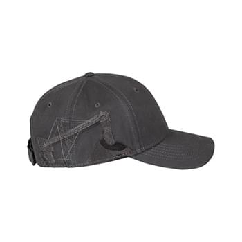 Brushed Cotton Twill Mining Cap
