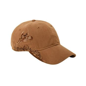 Pheasant Flight Structured Mid-Profile Hat