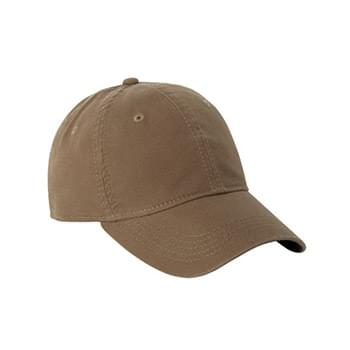 Highland Unstructured Low-Profile Canvas Hat