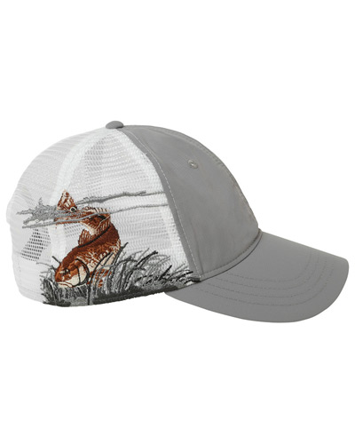 Mini-Ripstop Redfish Cap