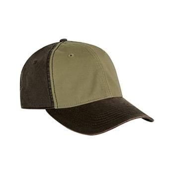 Waxy Back Field Cap