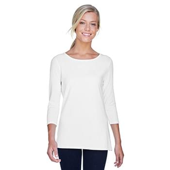 Ladies' Perfect Fit? Ballet Bracelet-Length Knit Top
