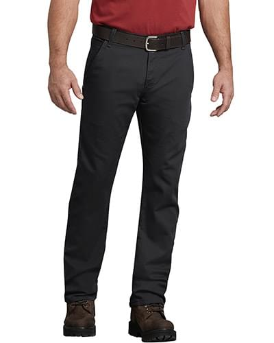 Men's FLEX Regular Fit Straight Leg Tough Max Duck Carpenter Pant
